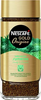 Nescafe Gold Origins Sumatra Coffee, 100g (Pack of 1)