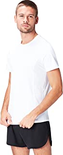 Amazon Brand - find. Men's Mesh Panel Sports T-Shirt