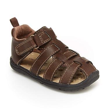 Carter's Every Step boys infant 1st walker Miller fisherman sandal