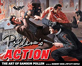 Pollen's Action: The Art of Samson Pollen (Men's Adventure Library)