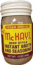 McKay's Beef Style Instant Broth & Seasoning Vegan Special 12 oz.