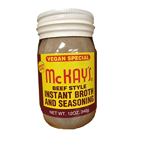 McKay's Beef Style Instant Broth & Seasoning Vegan Special 12 oz.