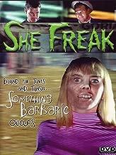 she freak movie