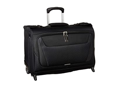 Travelpro Maxlite(r) 5 Carry-On Rolling Garment Bag (Black) Luggage