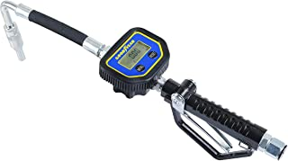 GOODYEAR Digital Oil Control Valve Meter Nozzle 10 GPM / 35 LPM Heavy Duty Air Operated Pneumatic 1/2