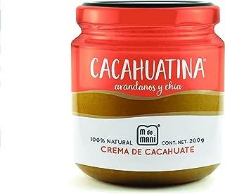 Cacahuatina Arándanos y Chía