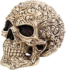 Design Toscano CL76381 Skull's Soul Spirit Sculptural Box,Full Color