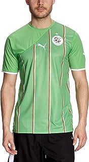 b36e142fc34147 Puma T-shirt Football Exterieur Algerie Replica homme Vert