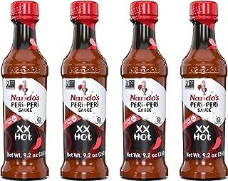 Nando's PERi PERi Sauce Extra Extra Hot 9.1oz, 4PK
