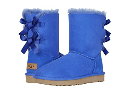 UGG Bailey Bow II (Deep Periwinkle) Women