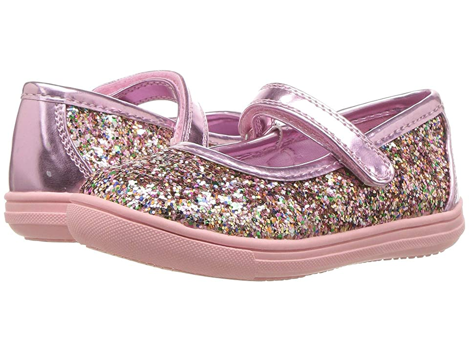 Rachel Kids Lil Aries (Toddler/Little Kid) (Pink Glitter) Girl