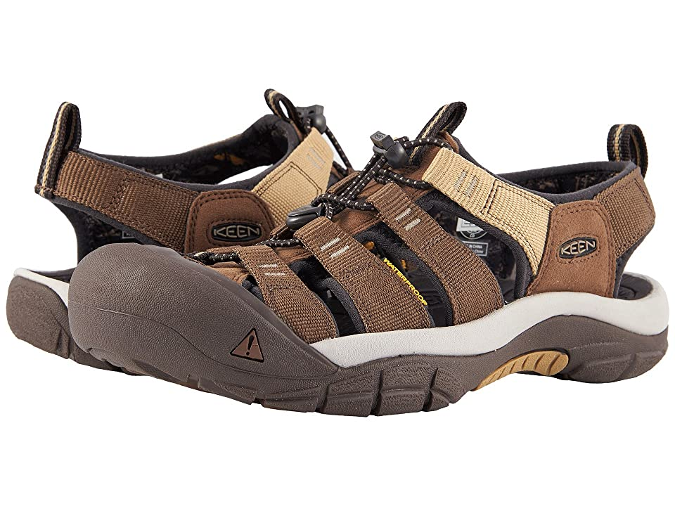 Keen Newport Hydro (Mulch/Dark Earth) Men