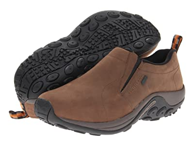 Merrell Jungle Moc Nubuck Waterproof (Brown) Men