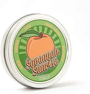 Dr. Jon's Natural Vegan Shaving Soap, Savannah Sunrise Vol. 2