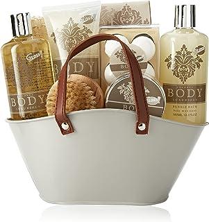 Gloss! Coffret cadeau coffret de bain format panier collection Body Luxurious parfum Coco - 13pcs