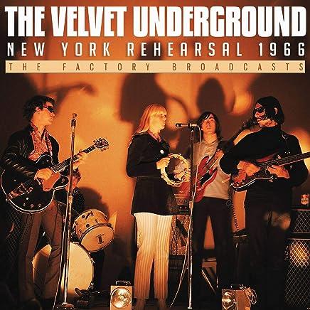 NEW YORK REHEARSAL 1966