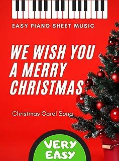 We Wish You a Merry Christmas – Very EASY Piano Christmas