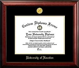 university of houston diploma frame