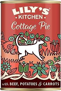 Lily's Kitchen Comida Húmeda Cottage Pie para Perro (6 x 400g)
