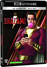 Shazam! [4K Ultra HD + Blu-ray]