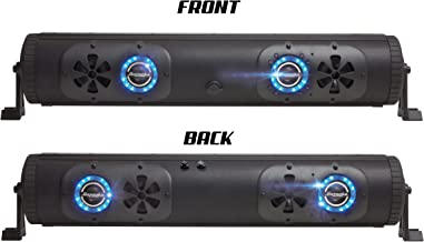 Bazooka BPB24-DS-G2 24-Inch Double-Sided Bluetooth G2 Party Bar with LED Illumination System