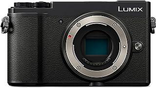 Panasonic Lumix G DC-GX9 - Cámara Digital compacta de 20.3MP (Pantalla Táctil 5184 x 3888 Píxeles Live Mos 4K Ultra HD) Color Negro - [Versión importada]