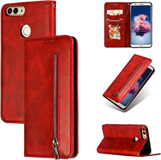 Case for Huawei Honor 9 Lite LLD-L21 Flip Leather TPU Silicone Fixing Case Cover 3