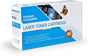 My Office Stock Compatible Toner Replacement for Dell 331-0716, THKJ8, Works with: 2150, 2150CN, 2150CDN, 2155, 2155CN, 2155CDN (Cyan)