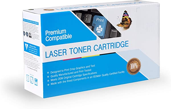 Premium Printing Products Compatible Ink Cartridge Replacement For HP CF360X 508X Works With Color Laserjet Enterprise M553N M553DN M553X M577C M577Z M577F M577DN High Yield Black