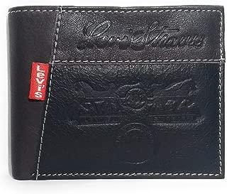 Levi's Black Men's Wallet (38094-0008)