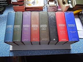 WINSTON S.CHURCHILL. A Full set of the Eight Volumes