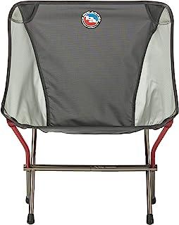 Big Agnes Inc صندلی حوضچه بزرگ آگنس میکا ، مبلمان آسفالت / اردوگاه خاکستری ، ما: یک اندازه