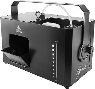 A black haze machine