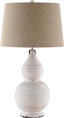 "Stein World 99785 Harriett Table Lamp, 17"" x 17"" x 31.5"", Ivory"