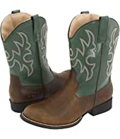 Roper Kids - Round Toe Cowboy Boots (Toddler/Youth)