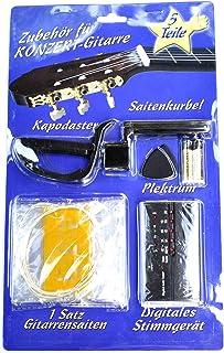 Clifton - Lote de accesorios para guitarra acústica