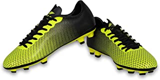 Nivia DITMAR 2.0 FOOTBALL STUD YELLOW, 9, NIVIA1378, 1378YL