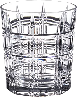 Marquis by Waterford Crosby Double Old Fashion Set (Set of 4), Clear by Marquis By Waterford