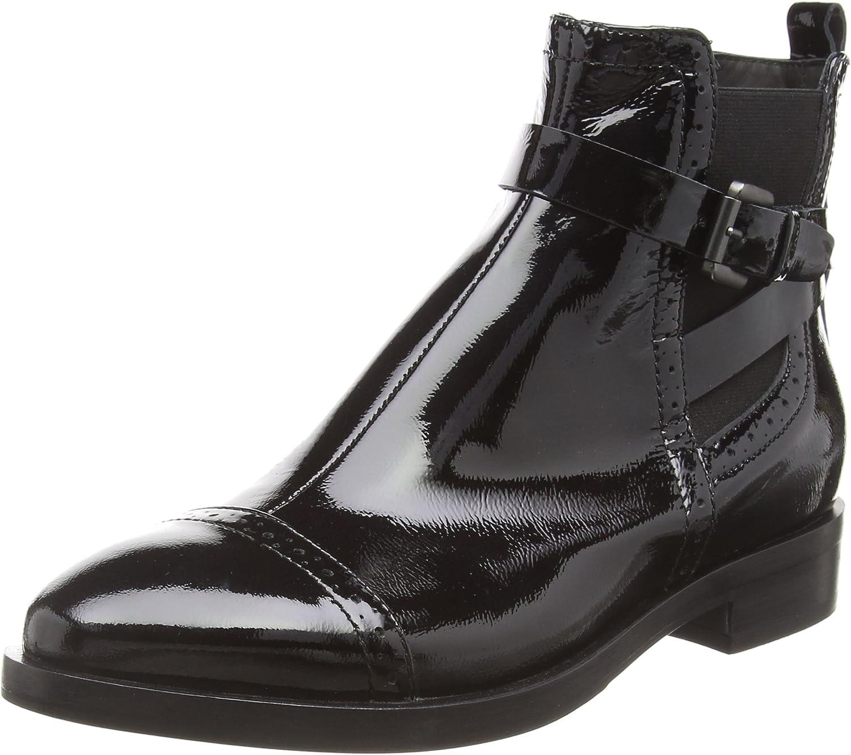 Geox Geox Damen damen Brogue C Kurzschaft Stiefel  billig und Mode