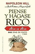 Piense y hagase rico dia a dia (Spanish Edition)