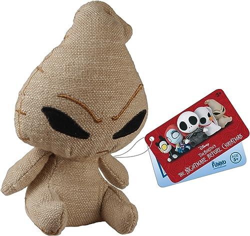 Funko - Peluche Disney - NBX Oogie Boogie Mopeez 10cm - 0849803063023