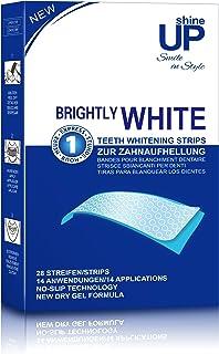 comprar comparacion Blanqueador Dental - 28 shineUP Bandas Blanqueadoras Dientes Blanqueamiento de dientes tiras con avanzada tecnología antid...