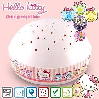 Lumitusi ルミツシ ハロー・キティ おやすみ プラネタリウム (Round Projector -Hello Kitty-)