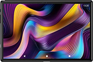 Tablet 10 Pollici con 5G WiFi 4G LTE Dual SIM, Android 10.0 YESTEL T5 Tablet PC Processore Octacore da 1.6 GHz, Face ID, H...