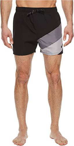 "Signal 4"" Volley Shorts"