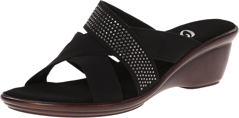 O-NEX Onex Women's Ariel Wedge Sandal