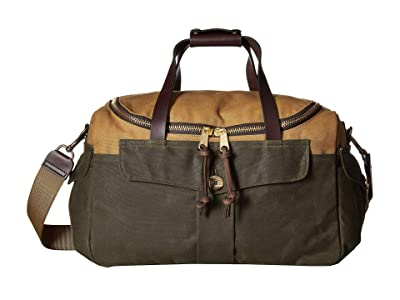 Filson Heritage Sportsman Bag (Tan/Otter Green) Bags