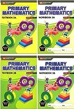 Singapore Math Primary Mathematics Grade 3 Common Core Edition (4 Books)