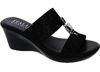 ITALIAN Shoemakers Women's Doda Wedge Sandal