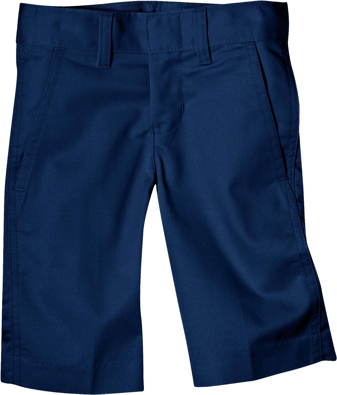 Dickies Boys' Big Flex Waist School Uniform Short